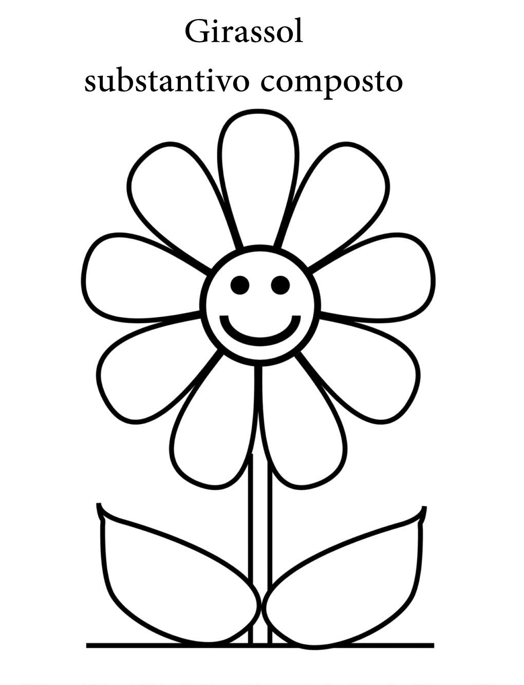 Coloring Pages Le Bloom : Substantivo